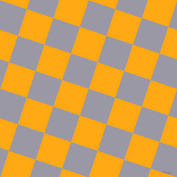 72/162 degree angle diagonal checkered chequered squares checker pattern checkers background, 96 pixel square size, , Santas Grey and Dark Tangerine checkers chequered checkered squares seamless tileable