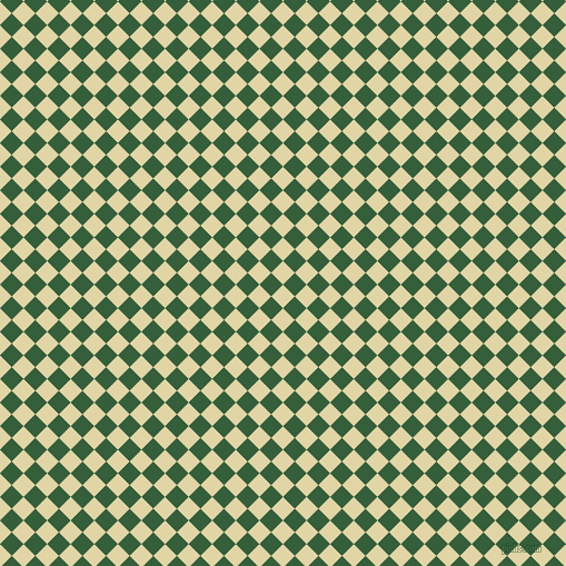 45/135 degree angle diagonal checkered chequered squares checker pattern checkers background, 15 pixel squares size, , Sapling and Hunter Green checkers chequered checkered squares seamless tileable