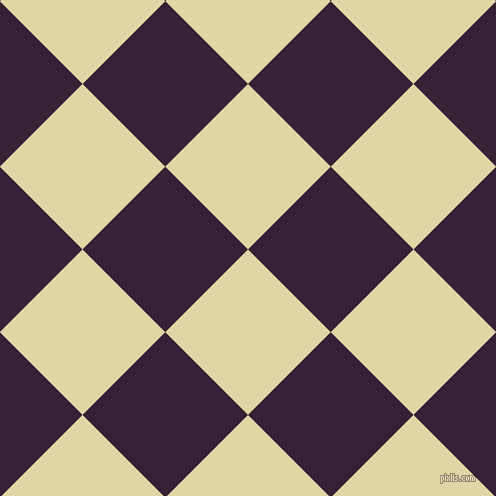 45/135 degree angle diagonal checkered chequered squares checker pattern checkers background, 117 pixel square size, , Sapling and Mardi Gras checkers chequered checkered squares seamless tileable