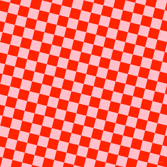 76/166 degree angle diagonal checkered chequered squares checker pattern checkers background, 35 pixel square size, , Scarlet and Pink checkers chequered checkered squares seamless tileable