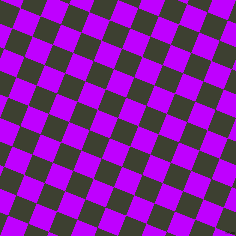 68/158 degree angle diagonal checkered chequered squares checker pattern checkers background, 84 pixel squares size, , Scrub and Electric Purple checkers chequered checkered squares seamless tileable