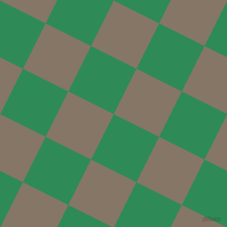 63/153 degree angle diagonal checkered chequered squares checker pattern checkers background, 102 pixel squares size, , Sea Green and Sand Dune checkers chequered checkered squares seamless tileable
