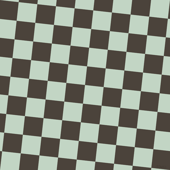 84/174 degree angle diagonal checkered chequered squares checker pattern checkers background, 66 pixel square size, , Sea Mist and Space Shuttle checkers chequered checkered squares seamless tileable