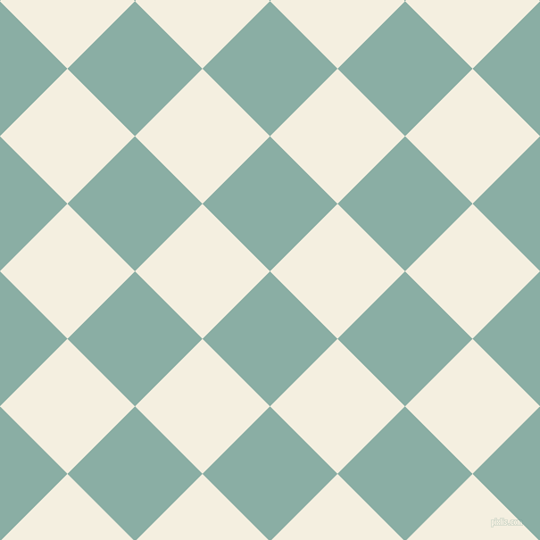 45/135 degree angle diagonal checkered chequered squares checker pattern checkers background, 107 pixel square size, , Sea Nymph and Bianca checkers chequered checkered squares seamless tileable