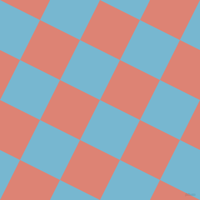 63/153 degree angle diagonal checkered chequered squares checker pattern checkers background, 156 pixel squares size, , Seagull and New York Pink checkers chequered checkered squares seamless tileable