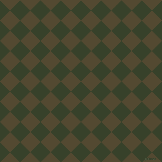 45/135 degree angle diagonal checkered chequered squares checker pattern checkers background, 48 pixel squares size, , Seaweed and Punga checkers chequered checkered squares seamless tileable