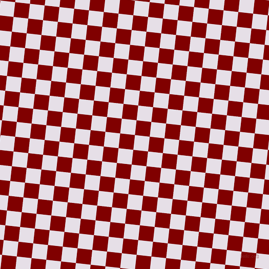84/174 degree angle diagonal checkered chequered squares checker pattern checkers background, 29 pixel squares size, , Selago and Maroon checkers chequered checkered squares seamless tileable