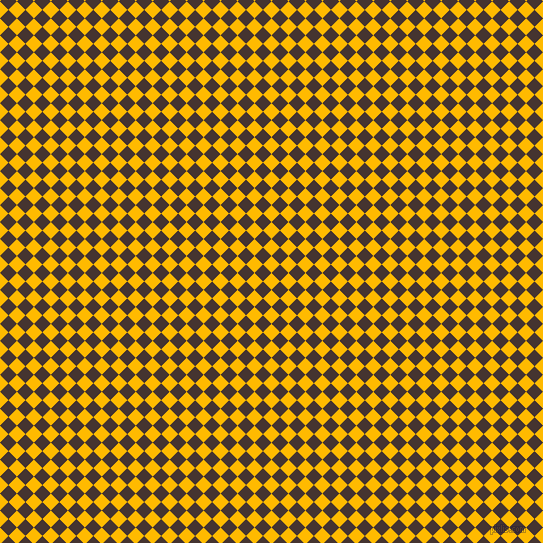 45/135 degree angle diagonal checkered chequered squares checker pattern checkers background, 12 pixel squares size, , Selective Yellow and Rebel checkers chequered checkered squares seamless tileable
