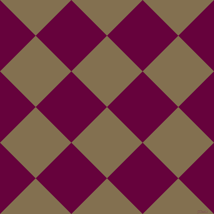 45/135 degree angle diagonal checkered chequered squares checker pattern checkers background, 176 pixel squares size, , Shadow and Tyrian Purple checkers chequered checkered squares seamless tileable