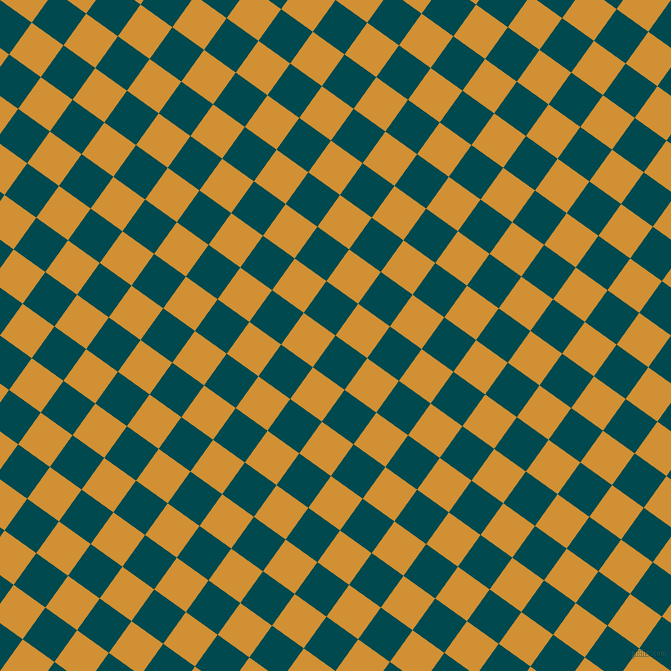 54/144 degree angle diagonal checkered chequered squares checker pattern checkers background, 39 pixel squares size, , Sherpa Blue and Fuel Yellow checkers chequered checkered squares seamless tileable