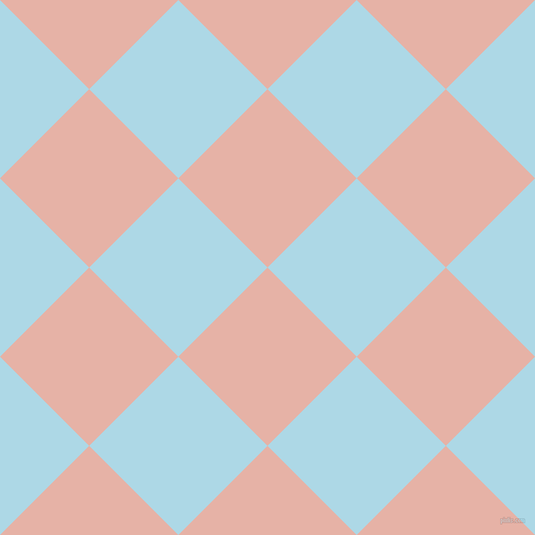 45/135 degree angle diagonal checkered chequered squares checker pattern checkers background, 181 pixel square size, , Shilo and Light Blue checkers chequered checkered squares seamless tileable