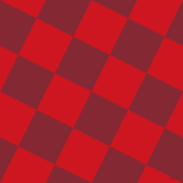 63/153 degree angle diagonal checkered chequered squares checker pattern checkers background, 135 pixel squares size, , Shiraz and Fire Engine Red checkers chequered checkered squares seamless tileable