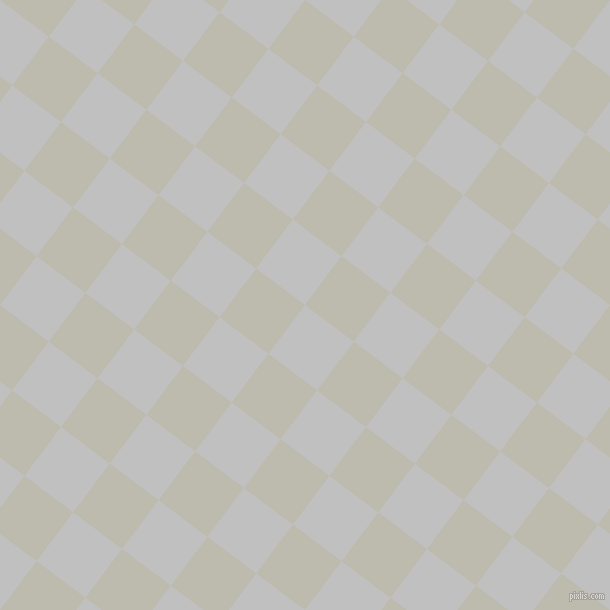53/143 degree angle diagonal checkered chequered squares checker pattern checkers background, 61 pixel square size, , Silver and Grey Nickel checkers chequered checkered squares seamless tileable