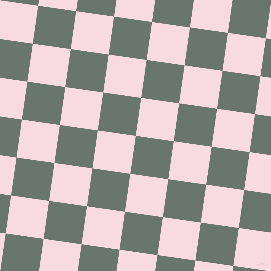 82/172 degree angle diagonal checkered chequered squares checker pattern checkers background, 127 pixel square size, , Sirocco and Carousel Pink checkers chequered checkered squares seamless tileable