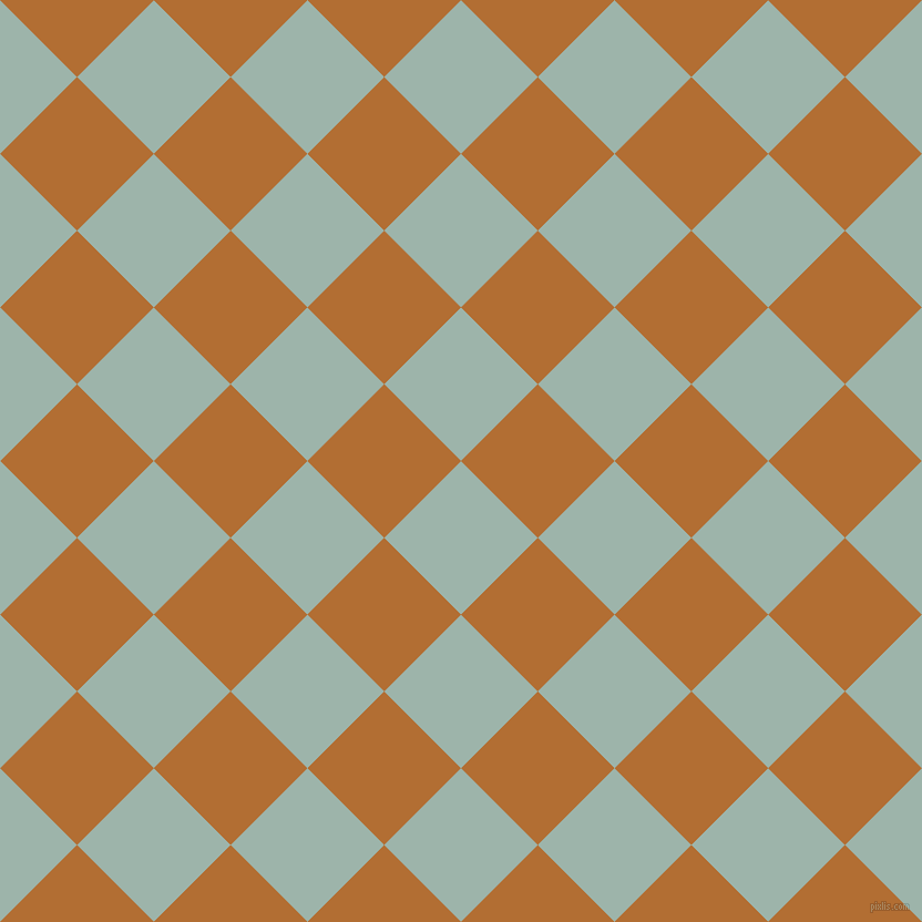 45/135 degree angle diagonal checkered chequered squares checker pattern checkers background, 98 pixel squares size, , Skeptic and Reno Sand checkers chequered checkered squares seamless tileable