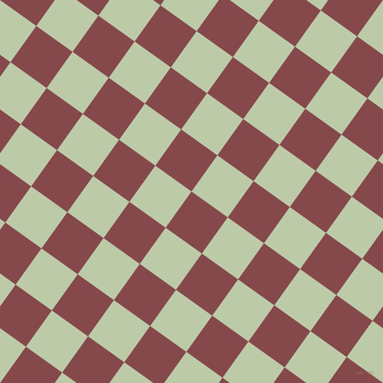 54/144 degree angle diagonal checkered chequered squares checker pattern checkers background, 89 pixel square size, , Solid Pink and Pale Leaf checkers chequered checkered squares seamless tileable