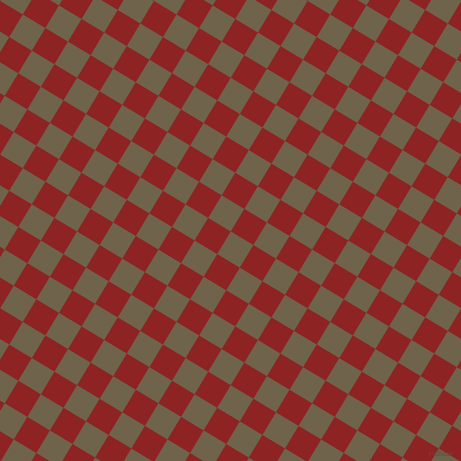 59/149 degree angle diagonal checkered chequered squares checker pattern checkers background, 37 pixel squares size, , Soya Bean and Mandarian Orange checkers chequered checkered squares seamless tileable