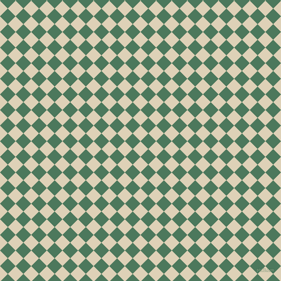 45/135 degree angle diagonal checkered chequered squares checker pattern checkers background, 22 pixel squares size, , Spanish White and Como checkers chequered checkered squares seamless tileable