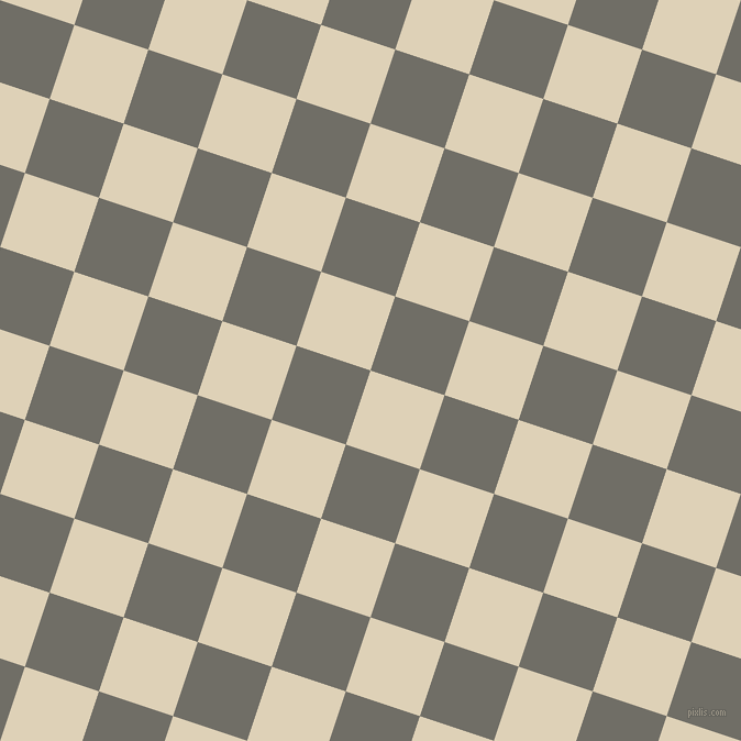 72/162 degree angle diagonal checkered chequered squares checker pattern checkers background, 71 pixel square size, , Spanish White and Ironside Grey checkers chequered checkered squares seamless tileable