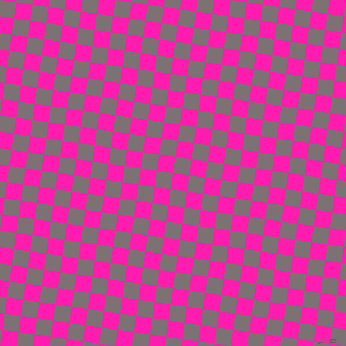 82/172 degree angle diagonal checkered chequered squares checker pattern checkers background, 32 pixel square size, , Spicy Pink and Empress checkers chequered checkered squares seamless tileable