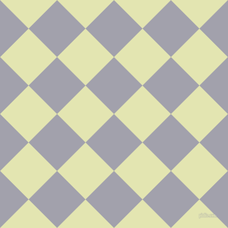 45/135 degree angle diagonal checkered chequered squares checker pattern checkers background, 80 pixel squares size, , Spun Pearl and Tusk checkers chequered checkered squares seamless tileable