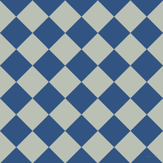 45/135 degree angle diagonal checkered chequered squares checker pattern checkers background, 77 pixel squares size, , St Tropaz and Pumice checkers chequered checkered squares seamless tileable