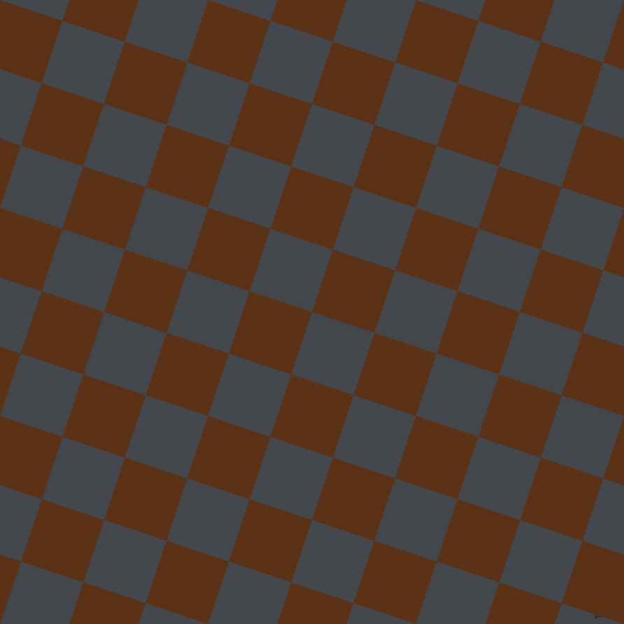 72/162 degree angle diagonal checkered chequered squares checker pattern checkers background, 94 pixel square size, , Steel Grey and Baker
