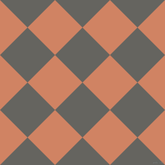 45/135 degree angle diagonal checkered chequered squares checker pattern checkers background, 131 pixel squares size, , Storm Dust and Burning Sand checkers chequered checkered squares seamless tileable
