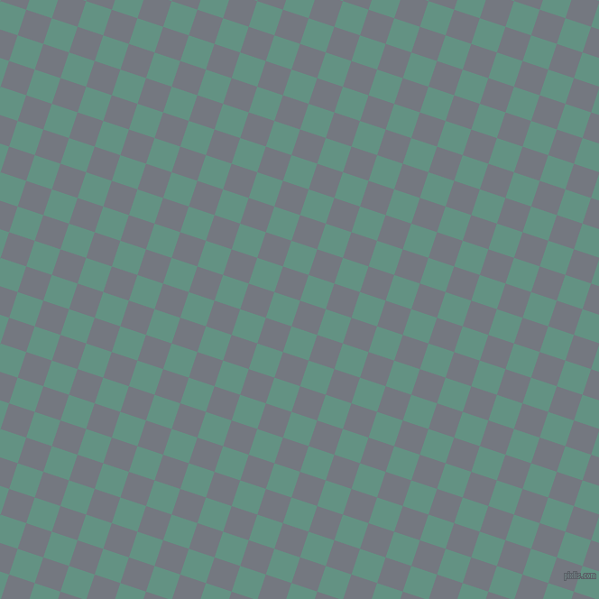 72/162 degree angle diagonal checkered chequered squares checker pattern checkers background, 30 pixel squares size, , Storm Grey and Patina checkers chequered checkered squares seamless tileable