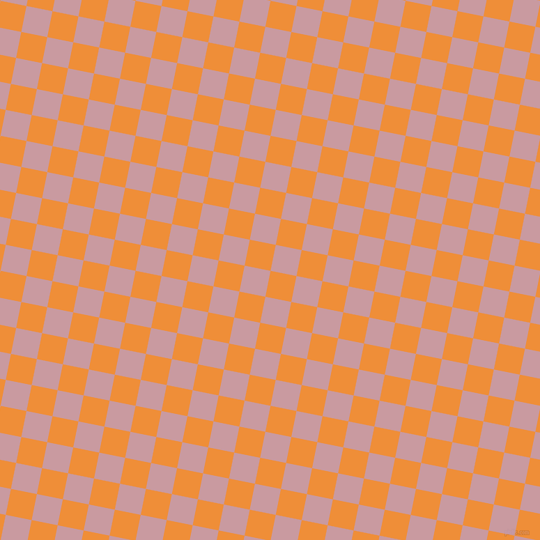 79/169 degree angle diagonal checkered chequered squares checker pattern checkers background, 38 pixel squares size, , Sun and Careys Pink checkers chequered checkered squares seamless tileable