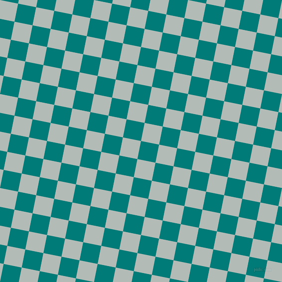 79/169 degree angle diagonal checkered chequered squares checker pattern checkers background, 37 pixel square size, , Surfie Green and Loblolly checkers chequered checkered squares seamless tileable