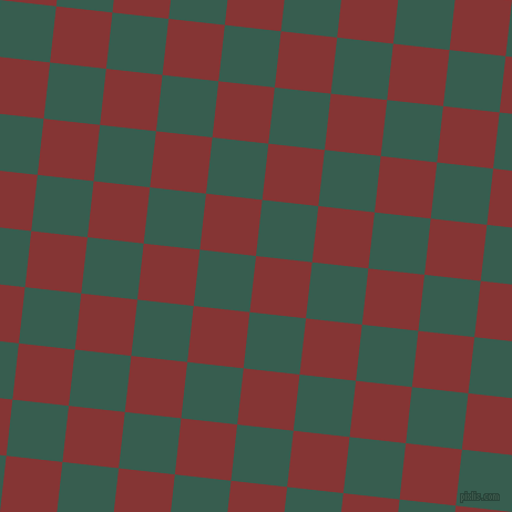 84/174 degree angle diagonal checkered chequered squares checker pattern checkers background, 51 pixel squares size, , Tall Poppy and Spectra checkers chequered checkered squares seamless tileable