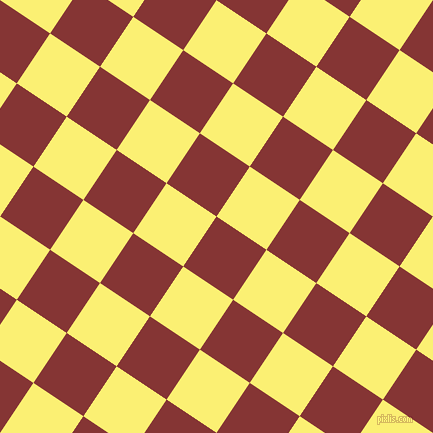 56/146 degree angle diagonal checkered chequered squares checker pattern checkers background, 60 pixel squares size, , Tall Poppy and Witch Haze checkers chequered checkered squares seamless tileable