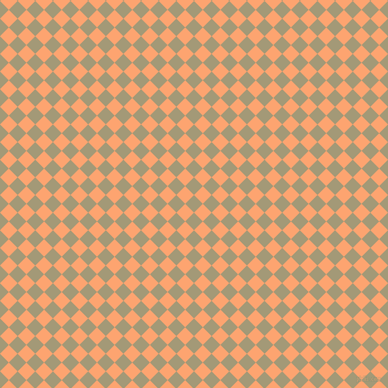 45/135 degree angle diagonal checkered chequered squares checker pattern checkers background, 18 pixel squares size, , Tallow and Hit Pink checkers chequered checkered squares seamless tileable