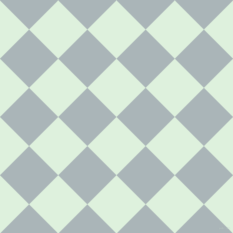 45/135 degree angle diagonal checkered chequered squares checker pattern checkers background, 136 pixel square size, , Tara and Casper checkers chequered checkered squares seamless tileable