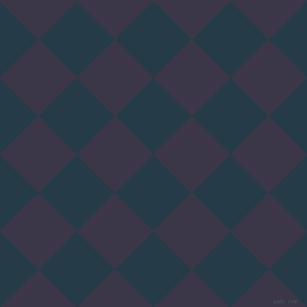 45/135 degree angle diagonal checkered chequered squares checker pattern checkers background, 78 pixel square size, , Tarawera and Martinique checkers chequered checkered squares seamless tileable