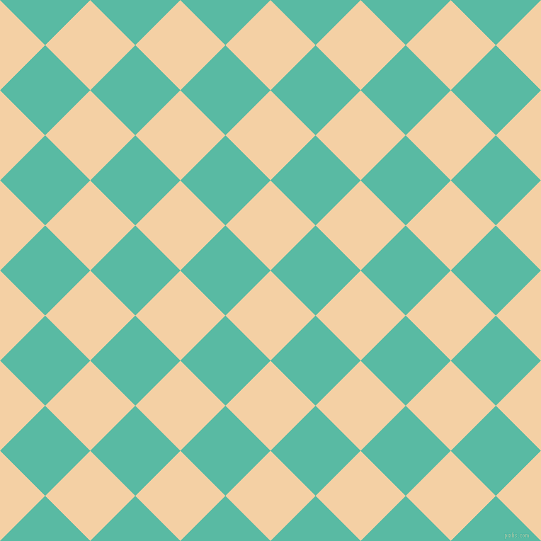 45/135 degree angle diagonal checkered chequered squares checker pattern checkers background, 90 pixel squares size, , Tequila and Puerto Rico checkers chequered checkered squares seamless tileable