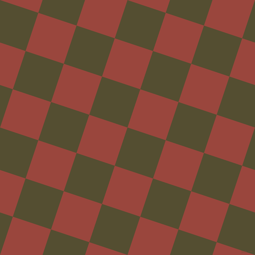 72/162 degree angle diagonal checkered chequered squares checker pattern checkers background, 131 pixel squares size, , Thatch Green and Cognac checkers chequered checkered squares seamless tileable