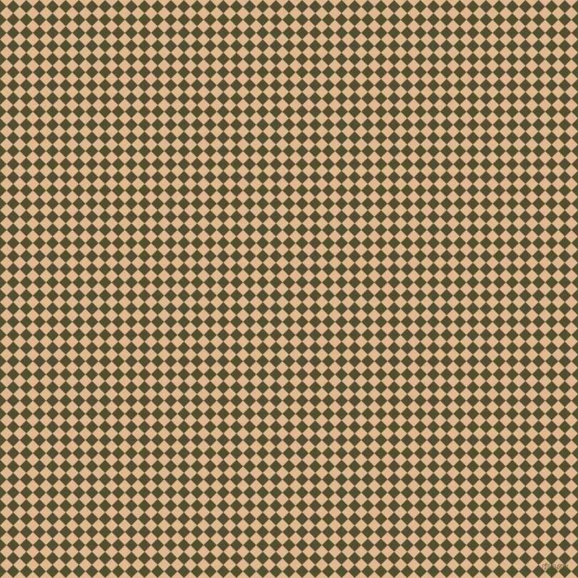 45/135 degree angle diagonal checkered chequered squares checker pattern checkers background, 13 pixel square size, , Thatch Green and Pancho checkers chequered checkered squares seamless tileable