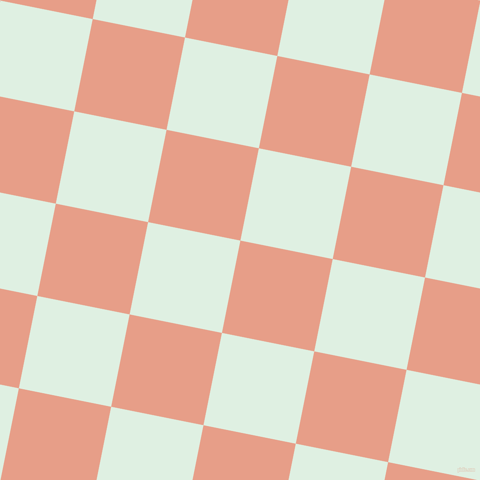 79/169 degree angle diagonal checkered chequered squares checker pattern checkers background, 192 pixel square size, , Tonys Pink and Off Green checkers chequered checkered squares seamless tileable
