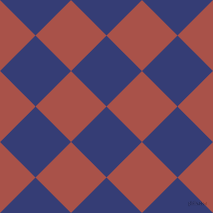 45/135 degree angle diagonal checkered chequered squares checker pattern checkers background, 98 pixel squares size, , Torea Bay and Apple Blossom checkers chequered checkered squares seamless tileable