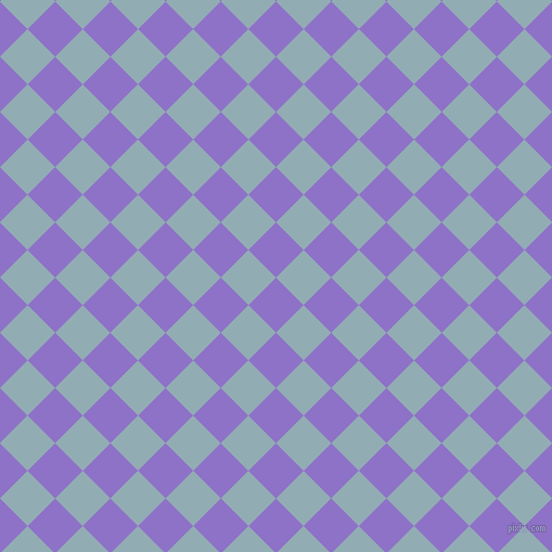 45/135 degree angle diagonal checkered chequered squares checker pattern checkers background, 36 pixel square size, , True V and Botticelli checkers chequered checkered squares seamless tileable