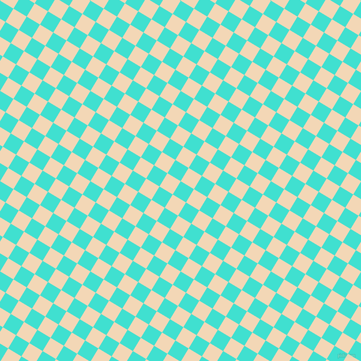 59/149 degree angle diagonal checkered chequered squares checker pattern checkers background, 31 pixel squares size, , Turquoise and Pink Lady checkers chequered checkered squares seamless tileable