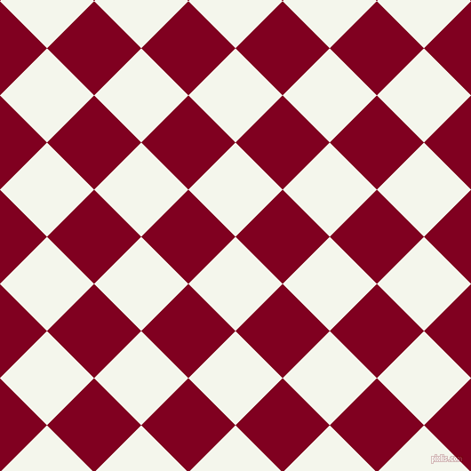 45/135 degree angle diagonal checkered chequered squares checker pattern checkers background, 75 pixel square size, , Twilight Blue and Burgundy checkers chequered checkered squares seamless tileable