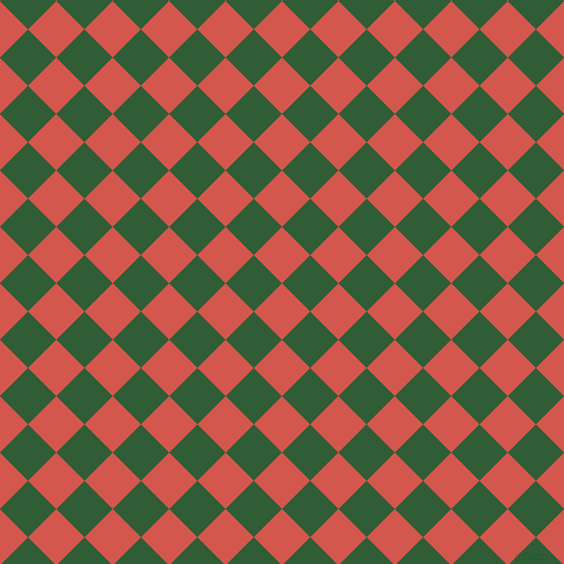 45/135 degree angle diagonal checkered chequered squares checker pattern checkers background, 45 pixel squares size, , Valencia and Parsley checkers chequered checkered squares seamless tileable
