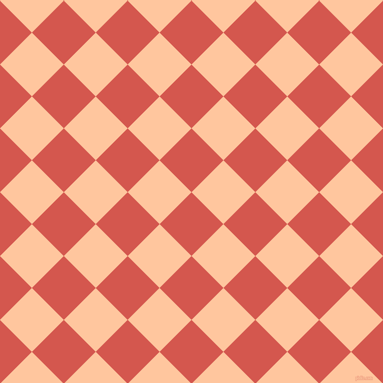 45/135 degree angle diagonal checkered chequered squares checker pattern checkers background, 93 pixel squares size, , Valencia and Romantic checkers chequered checkered squares seamless tileable
