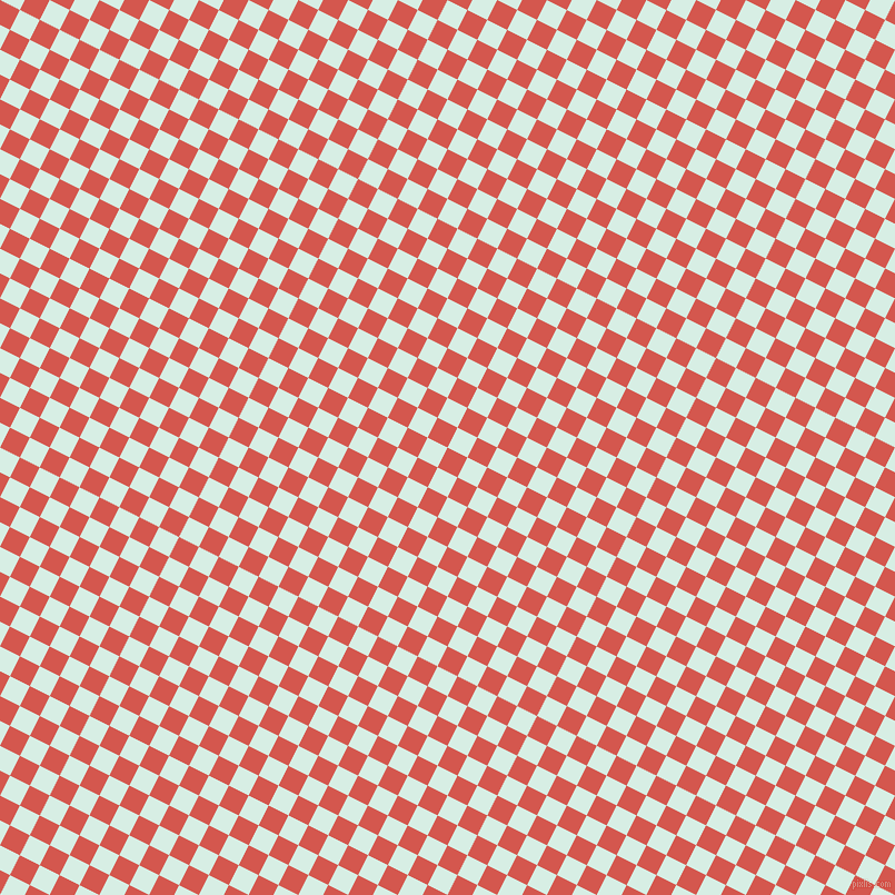63/153 degree angle diagonal checkered chequered squares checker pattern checkers background, 20 pixel squares size, , Valencia and White Ice checkers chequered checkered squares seamless tileable