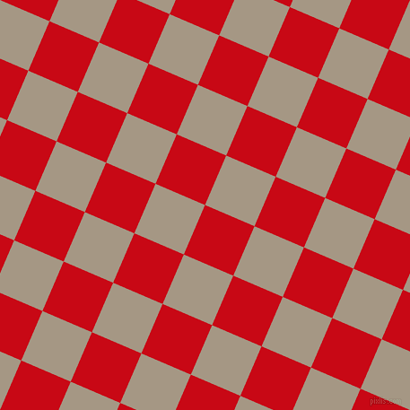 67/157 degree angle diagonal checkered chequered squares checker pattern checkers background, 60 pixel square size, , Venetian Red and Malta checkers chequered checkered squares seamless tileable