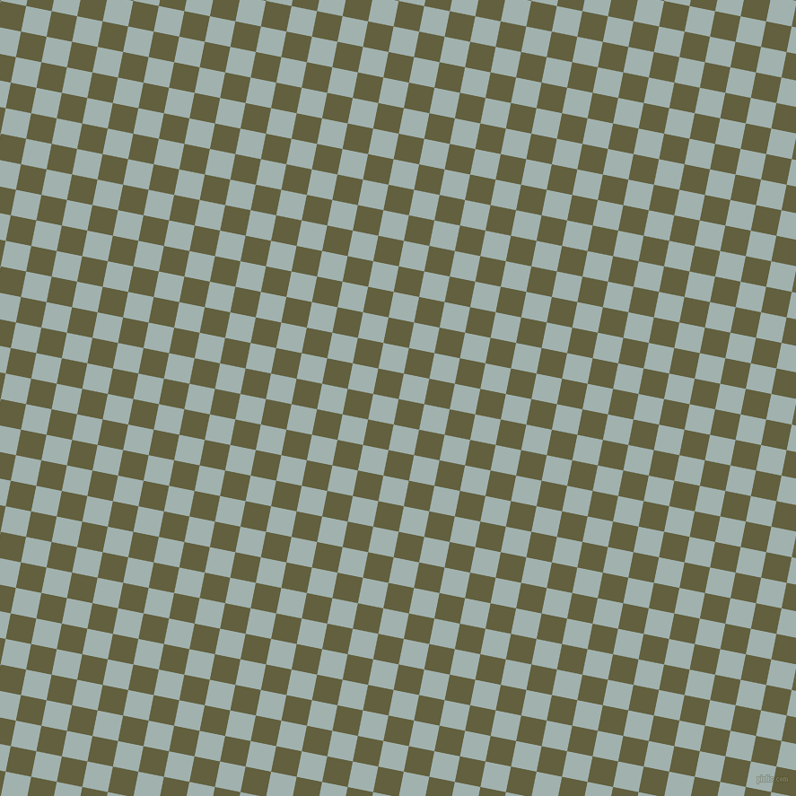 79/169 degree angle diagonal checkered chequered squares checker pattern checkers background, 29 pixel squares size, , Verdigris and Conch checkers chequered checkered squares seamless tileable