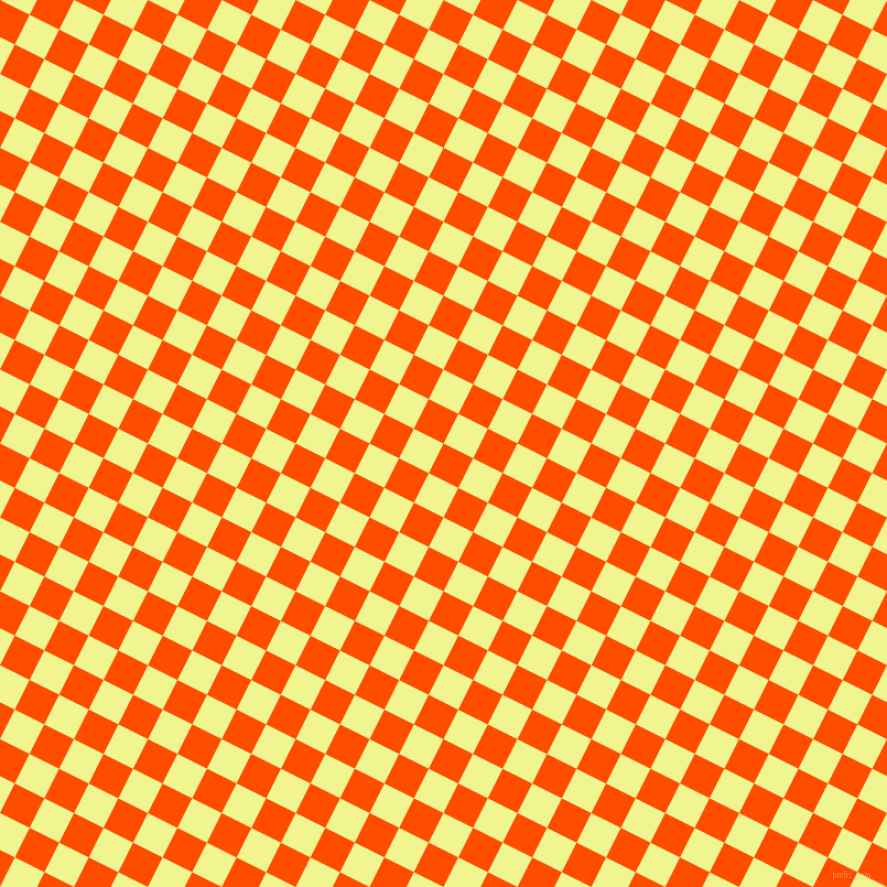 63/153 degree angle diagonal checkered chequered squares checker pattern checkers background, 30 pixel square size, , Vermilion and Tidal checkers chequered checkered squares seamless tileable